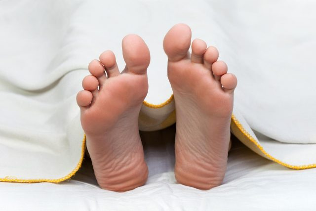 toenail appearance