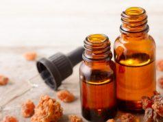 nail fungus treatment with myrrh