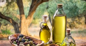 olive oil treatment for fungal infection
