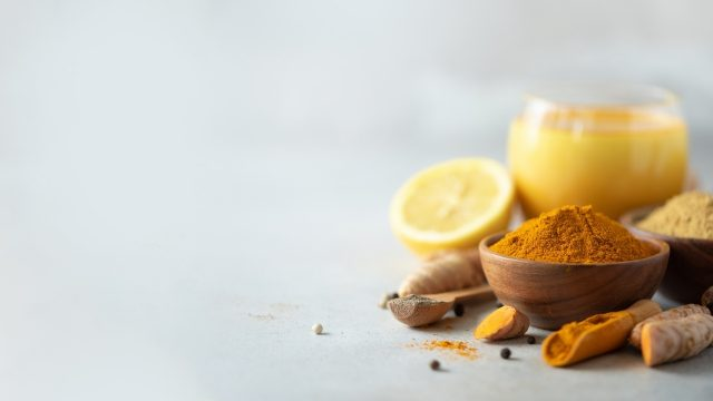turmeric fungal infection treatment