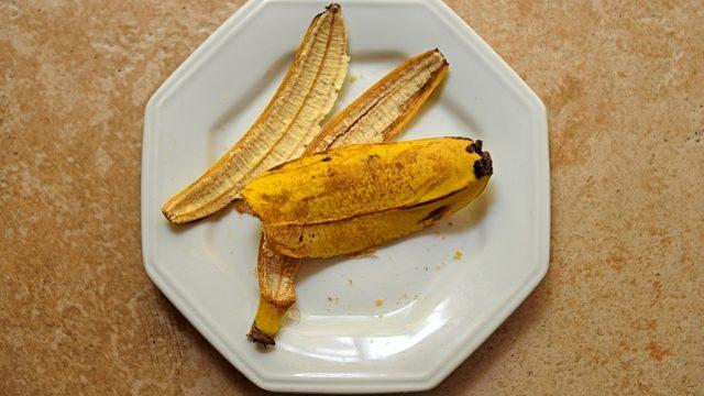 banana peels for nail fungus