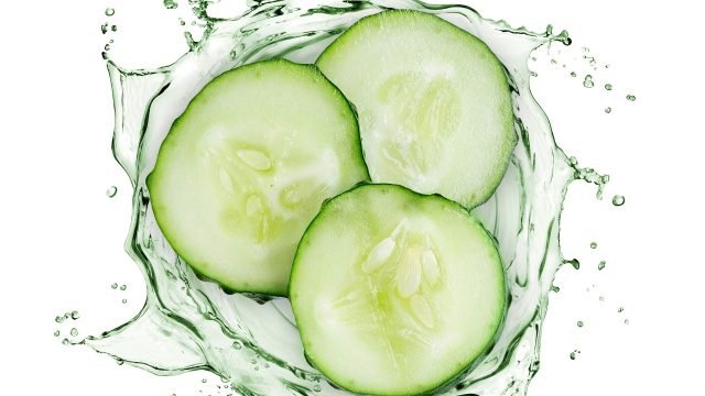 cucumber for nail fungus