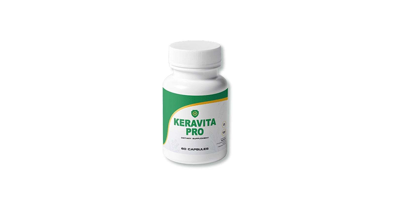 treating nail fungus with keravita pro
