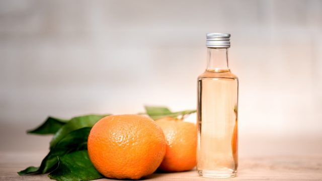 Orange Oil for fungus infection