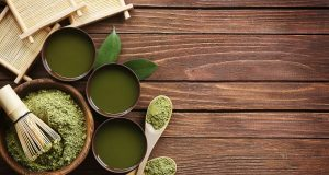 Green Tea for fungus infection