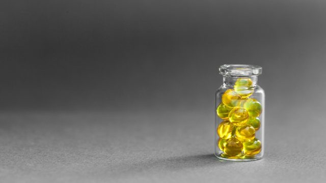 Vitamin E Oil for fungal infections