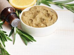 Bentonite Clay fungal infection treatment