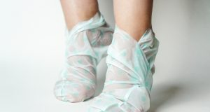 Baby Foot Peel Mask for nail fungus