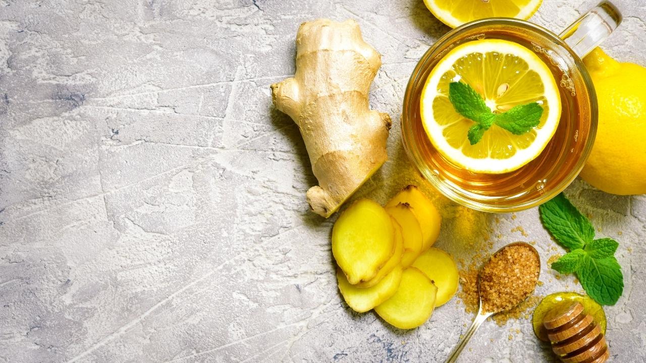 Vicks VapoRub and Ginger for fungus infection