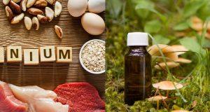 treating nail fungus with Selenium and Mushroom Extract