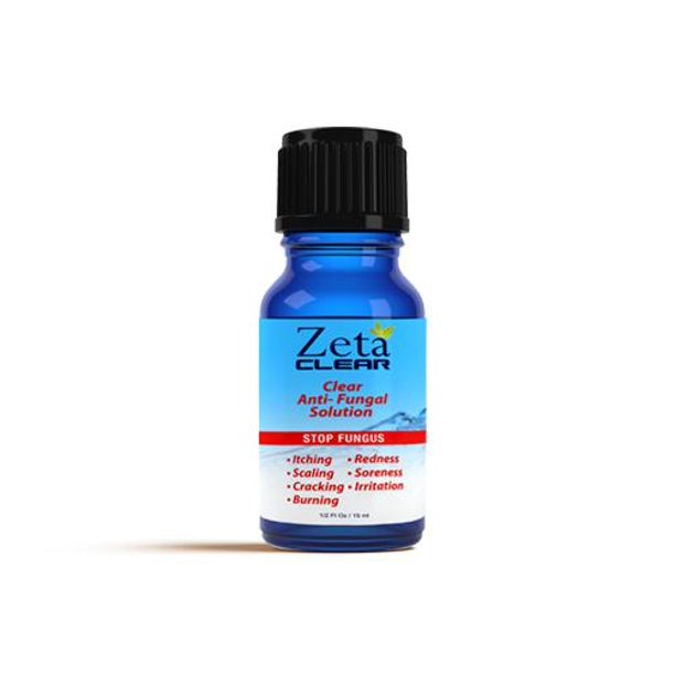 ZetaClear for fungus infection