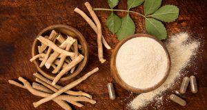 Ashwagandha fungal infection treatment