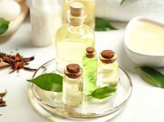 Tea Tree and Orange Oil Rub fungal infection treatment